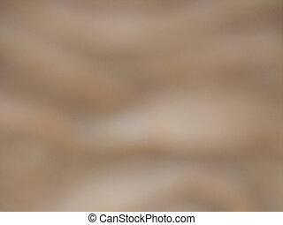 Blurred Brown.