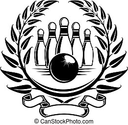 Bowling-Symbol