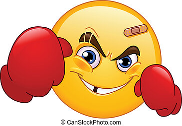 Boxer-Emoticon