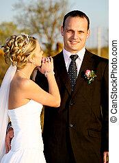Braut Bräutigam