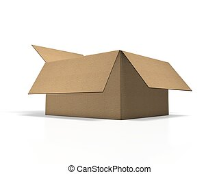 Brown Pack Carton