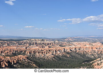 Bryce Canyon Nationalpark in Utah.