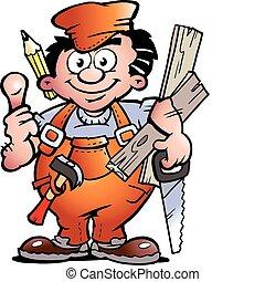 Carpenter Handwerker