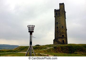 Castle Hill und Victoria Tower