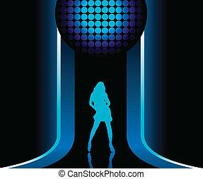 Catwalk Blue2.