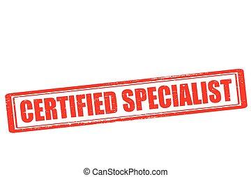 Certified Spezialist.