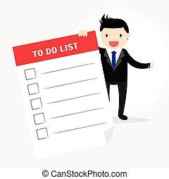 Checkliste Konzept.