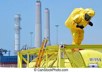 Chemie- und biologischer Krieg