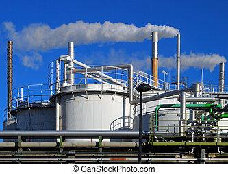 Chemieindustrie