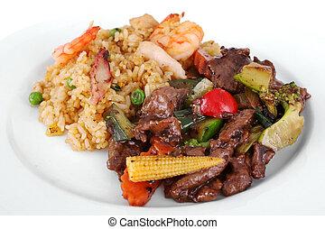 Chinesisches Essen.