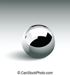 Chrome Ball