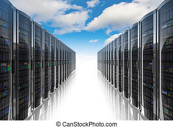 Cloud Computing und Computervernetzung