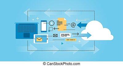 Cloud Computing und Datenspeicher