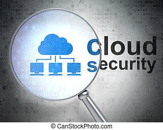Cloud Networking-Konzept: Wolkennetz und Wolkensicherheit