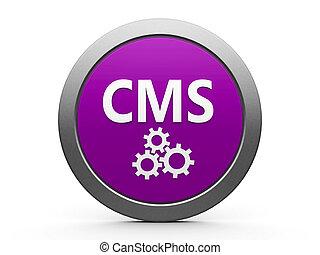 cms, ikone