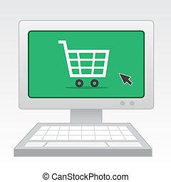 Computer online einkaufen