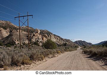 Cottonwood Road