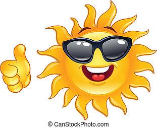 Dämm die Sonne auf