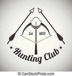 Das Jagdzeichen