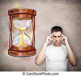 Deadline-Druckkonzept