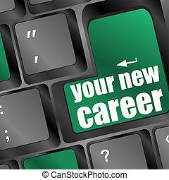 Deine neue Karriere auf der Tastatur