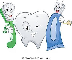 dental, produkte