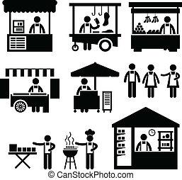 Der Markt für Geschäftsstandorte