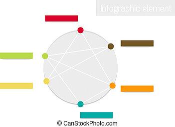 diagramm, kreis