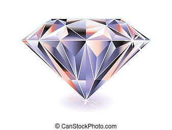 Diamant hell