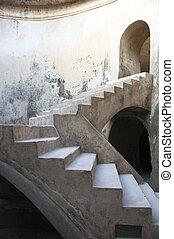 Die unterirdische Moschee