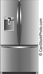 Domesischer Kühlschrank mit Einheit Fo