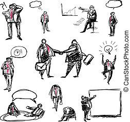 Doodle-Geschäft