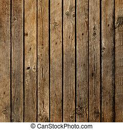 Dunkles Holzbrett vektorischer Hintergrund.