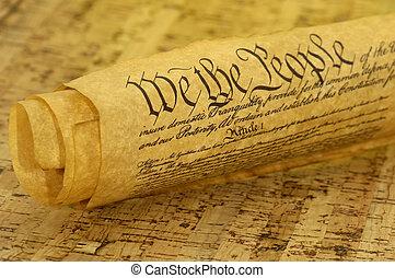 Ein Gesetz der Rechte