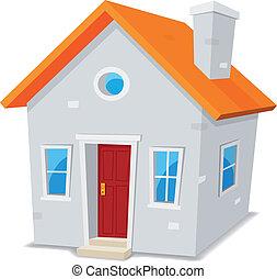 Ein kleines Haus