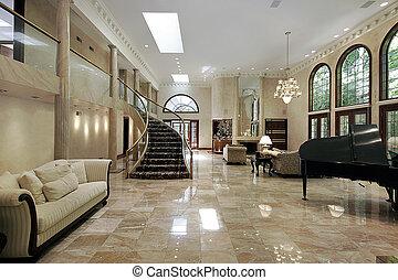 Ein wunderbares Wohnzimmer