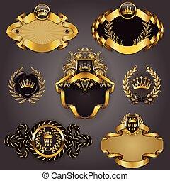 Eine Menge Gold