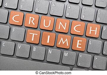 Eine Schlüsselfunktion auf der Tastatur.