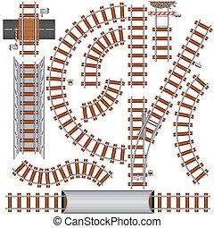 Eisenbahnelemente