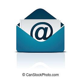 Email sign / Vektor