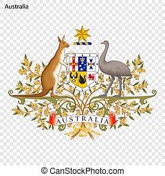 Emblem aus Australien