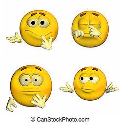 Emoticon Rudel - 6of9