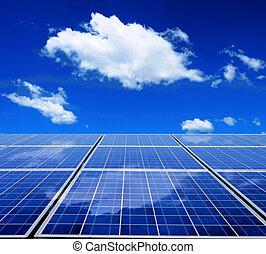 energie, solarmodul