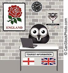 Englands Touristeninformation.