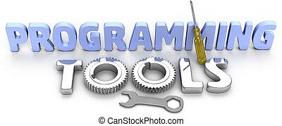 entwicklung, programmierung, technologie, werkzeuge