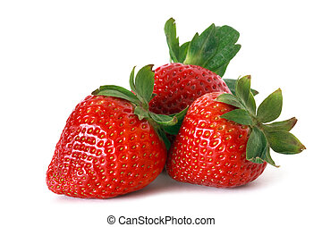 erdbeeren, rotes