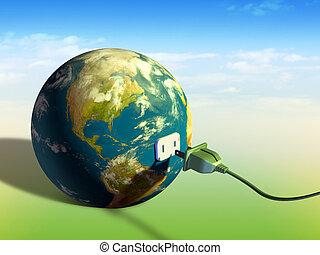 Erde-Energie