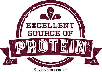 Exzellente Proteinquelle