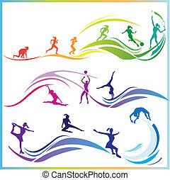 fähigkeiten, sport
