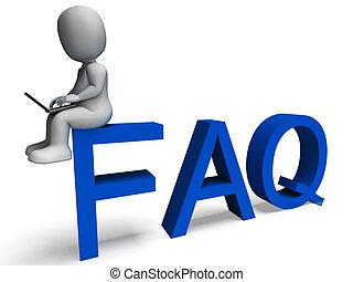 Faq hat oft Fragen gestellt